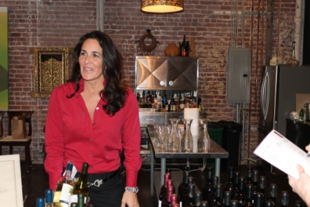 Kari Moore Chateau Ste Michelle and Tormaresca (Linda C)